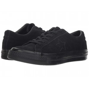 One Star - Ox (Big Kid) Black/Black/Black