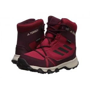 Terrex Snow Sneaker Boot (Little Kid/Big Kid) Active Maroon/Black/Maroon