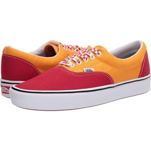Vans ComfyCush Era Lace Mix Red/Cadmium Yelliow