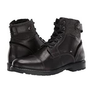 Olaenia Black Leather