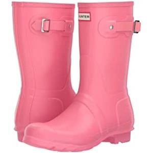Original Short Rain Boots Pink