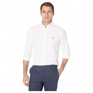 Classic Fit Performance Shirt White