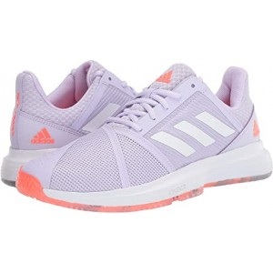 adidas CourtJam Bounce Signal Coral/Purple Tint/Tech Purple