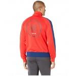 Alife Soccer Track Jacket T7 Puma Red