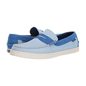 Nantucket Loafer Nautical Blue Chambray