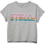 Short Sleeve Tee with Multicolor Sport Logo (Toddler/Little Kids/Big Kids)