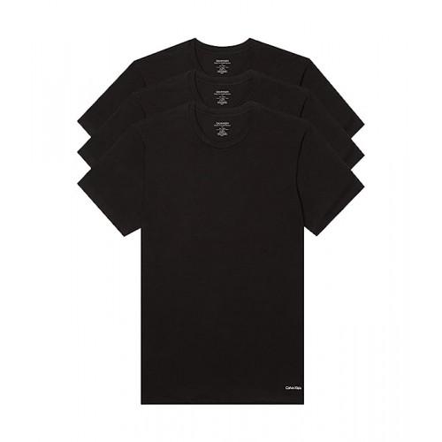 켈빈클라인 Cotton Classics Multipack Short Sleeve Crew