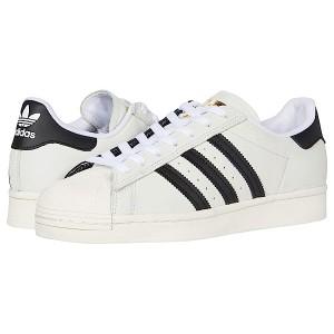 adidas Skateboarding Superstar Footwear White/Core Black/Gold Metallic