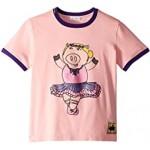 D&G Ballerina Piggie T-Shirt (Big Kids)