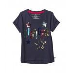 Hilfiger Sequin T-Shirt (Big Kids)