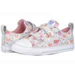 Chuck Taylor All Star Madison Llama - Ox (Infant/Toddler) Mouse/Coastal Pink/White