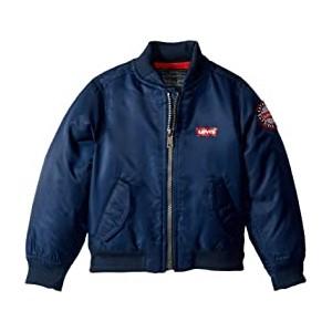 Slack Bomber Jacket (Big Kids)