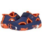 Stride Rite SM Splash (Infantu002FToddler) Navy/Orange 1