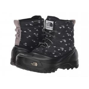 Tsumoru Boot TNF Black Triangle Weave Print/Foil Grey