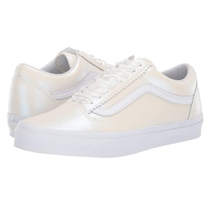Old Skool (Pearl Suede) Classic White/True White