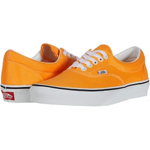 Vans Era Neon Blazing Orange/True White