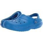 Crocs Classic Lined Clog Bright Cobalt/Bright Cobalt