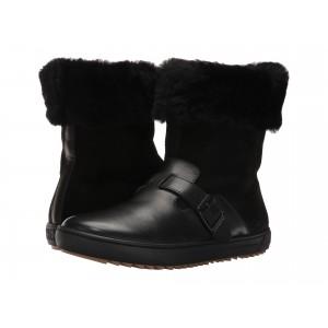 Stirling Black Leather