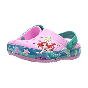 Crocband Princess Ariel Clog (Toddler/Little Kid)