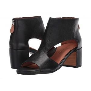 Charlene Black Leather