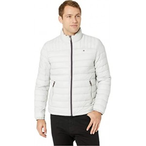 Faux Down Puffer Ice