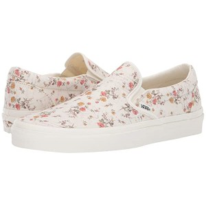 Classic Slip-On Vintage Floral/Marshmallow