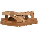 SOREL Roaming Crisscross Sandal Camel Brown