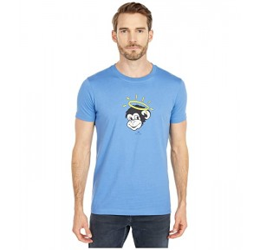 Slim Fit Monkey Halo T-Shirt