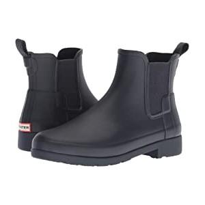 Original Refined Chelsea Boots Navy
