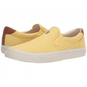 Thompson Oasis Yellow Washed Twill
