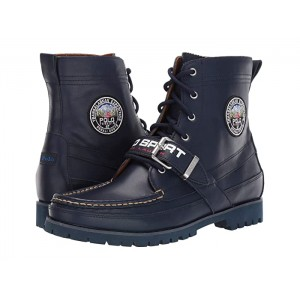 Ranger Navy/Navy Leather/Leather