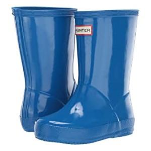 Original Kids First Classic Gloss Rain Boot (Toddler) Bucket Blue