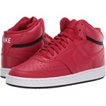 Court Vision Mid Gym Red/Gym Red/Black/Metallic Gold