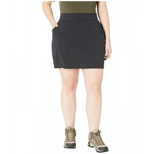 Plus Size Anytime Casual Stretch Skort