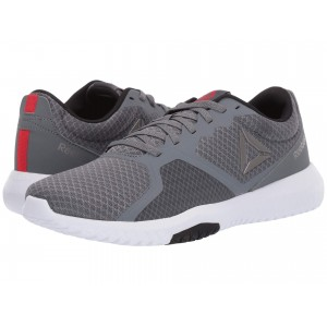 Reebok Flexagon Force Alloy/White/Primal Red/Pewter/Black