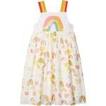 Sleeveless Painted Rainbow Dress (Toddler/Little Kids/Big Kids)