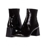 Steve Madden Elaria Dress Bootie Black Patent