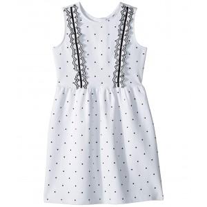 Ponte Dress (Toddler/Little Kids/Big Kids) Polka Dot