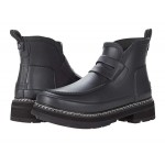Refined Stitch Detail Loafer boots