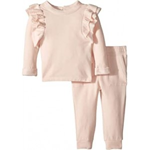 Super Soft French Terry Leggings Set (Infant)