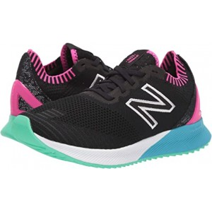 New Balance Fuelcell Echo Black/Peony/Bayside Engineered Knit