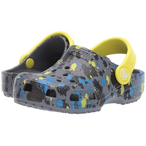 Classic Printed Clog (Toddler/Little Kid/Big Kid)