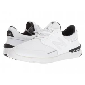 AM659 White/Black