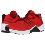 Free X Metcon 2 University Red/Team Red/Black/White