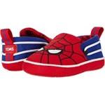 Lima (Infant/Toddler) Red Marvel Spider Man Face Print