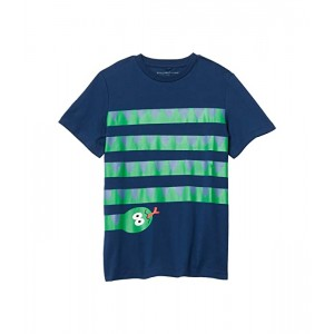 Short Sleeve Snake Stripes Tee Early (Toddler/Little Kids/Big Kids)