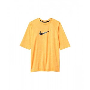 Nike Kids 1u002F2 Sleeve Hydroguard (Little Kidsu002FBig Kids) Total Orange