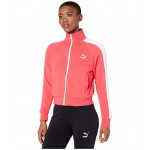 Classics T7 French Terry Track Jacket Energy Rose