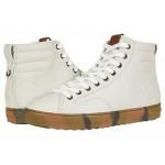 C227 Buffalo High-Top Sneaker White