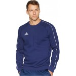 Core 18 Sweat Top Dark Blue/White